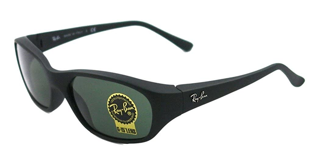 d86dac7026 Amazon.com  Ray Ban RB2016 W2578 59mm Daddy-O Sunglasses Bundle - 2 Items   Clothing