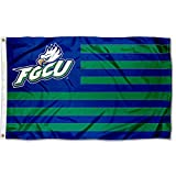 Cheap FGCU Eagles Stars and Stripes Nation College Flag