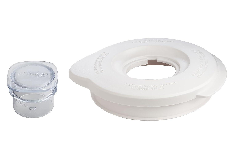 Oster Blstal-W00-11 Oval Blender Jar Lid, White