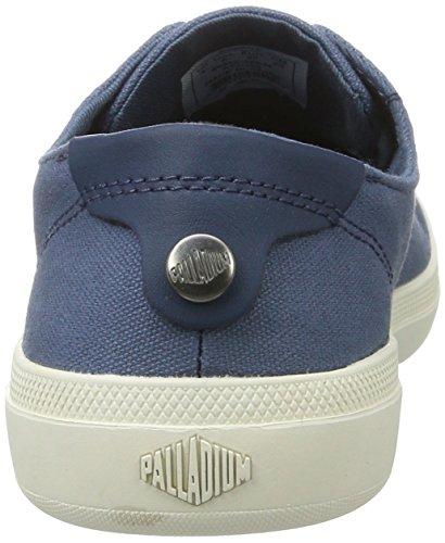 Palladium Voyage, Zapatillas para Mujer Azul (Majolica Blue/marshmallow)