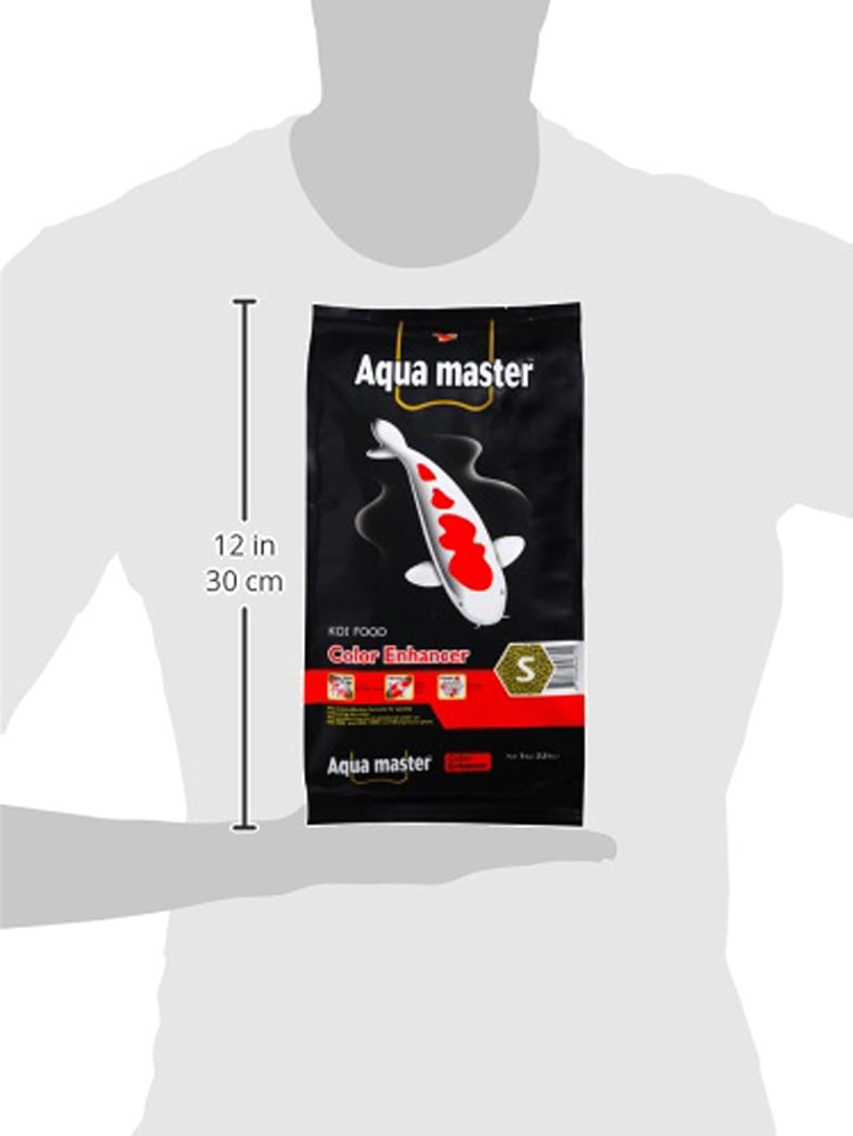 Aqua Master Color Enhancer Fish Food 2. Color 2.2 - 1