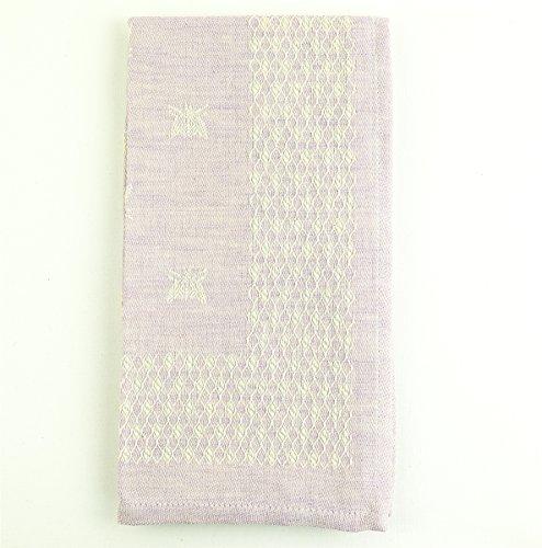 Tessitura Pardi Api (Bees) Lavender Misto Linen Large Italian Kitchen Tea Towel ()