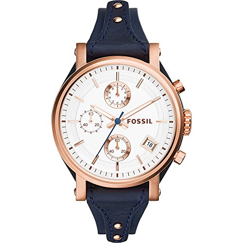 fossil blue watch women - 9