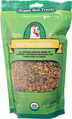 DURVET-HAPPY HEN 698939 Happy Hen Organic Nesting Herbs 4 oz