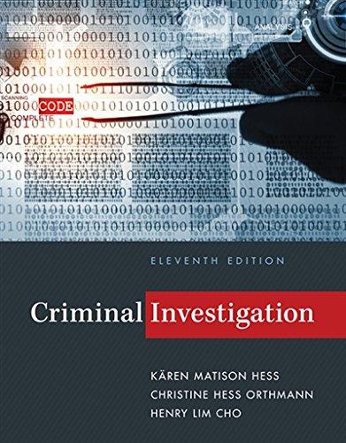 1285862619 - Criminal Investigation
