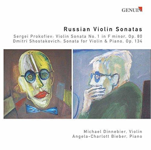 Prokofiev / Shostakovich: Russian Violin Sonatas