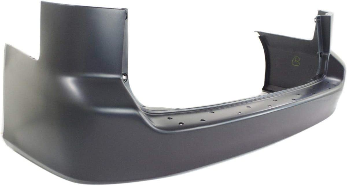 MBI AUTO Primered Rear Bumper Cover Replacement for 1999-2004 Honda Odyssey 99-04 HO1100189