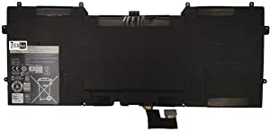7XINbox 7.4V 55Wh PKH18 C4K9V Replacement Laptop Battery for Dell XPS 12 9Q33 XPS 12-L221x XPS 12D-1708