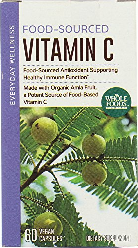 Whole Foods Market, Food-Sourced Vitamin C, 60 ct
