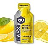 Cheap GU Energy Roctane Ultra Endurance Energy Gel, Lemonade, 24-Count