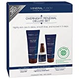 Mineral Fusion Overnight Renewal Deluxe Skin Care Set Review