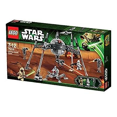 LEGO Star Wars Set #75016 Homing Spider Droid