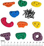 Metolious Climbing footholds - Screw-On