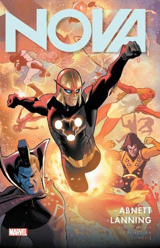 Nova by Abnett & Lanning: The Complete Collection Vol. 2 (Nova by Abnett & Lanning: The Complete Collection (2)) (Collection Wellington The)