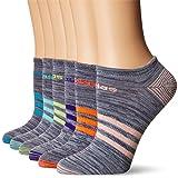 adidas Women's Superlite No Show Socks (Pack of 6), M