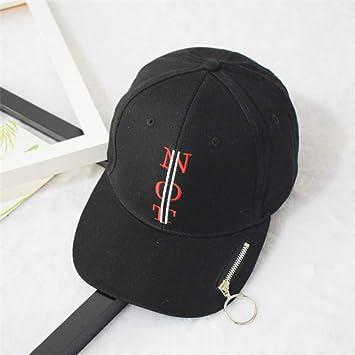 RCFRGV Gorra de béisbol Sombreros de béisbol para Mujeres Hombres ...