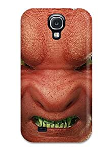 Quality ZippyDoritEduard Case Cover With Demon Nice Appearance Compatible With Galaxy S4