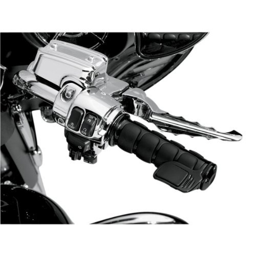 Kuryakyn ISO-Throttle Boss - Black Contour 6318