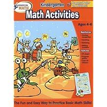 HOM Kindergarten Math Activities Basic Workbook