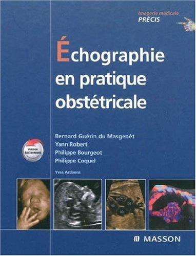 Echographie en pratique obstétricale