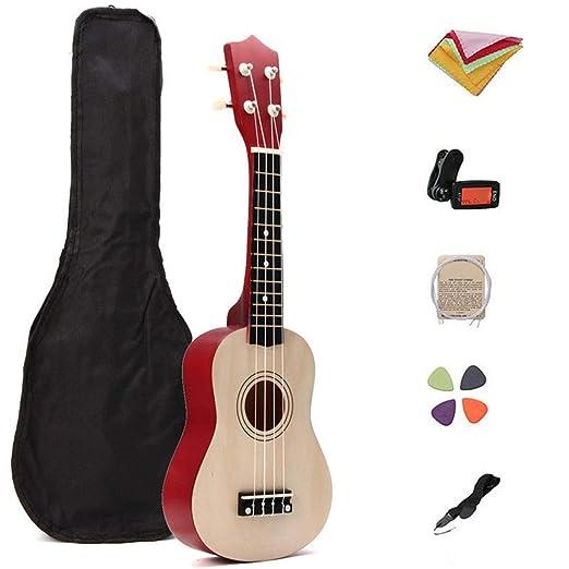 Guitarra Los niños estudiantes principiantes tamaño pequeño ...