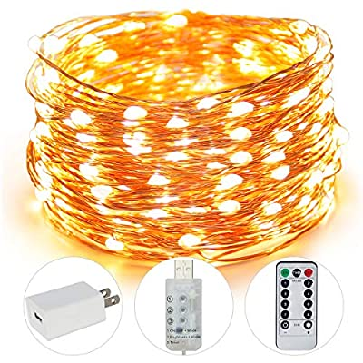 Auing 100LED String Light Fairy Lights