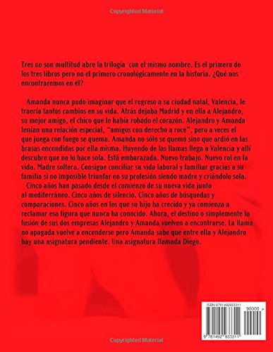 Amazon.com: Tres no son multitud (Spanish Edition) (9781492933311): Elva Martinez: Books