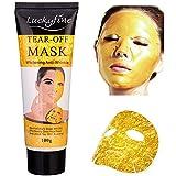 LuckyFine Peel-off Facial Mask Anti-Wrinkle Rejuvinating Gold Mask