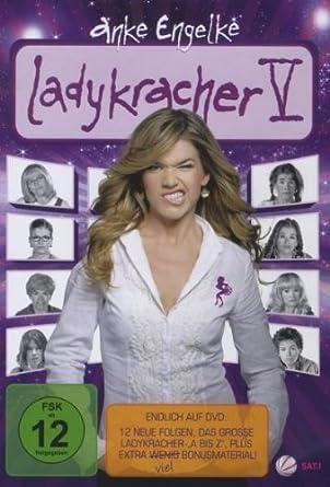 Ladykracher Staffel 5 (2 Discs)  DVD ~ Anke Engelke