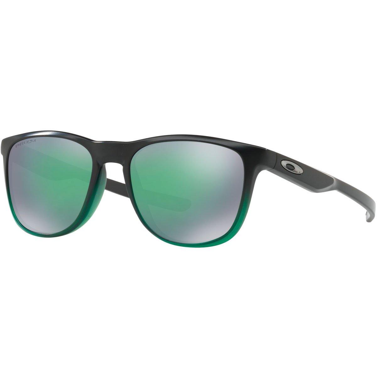 Oakley Adult Trillbe X Sunglasses, Jade Fade/Pizm Jade,OS