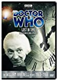 Doctor Who - Lost in Time Collection of Rare Episodes - The William Hartnell Years 1963-1966