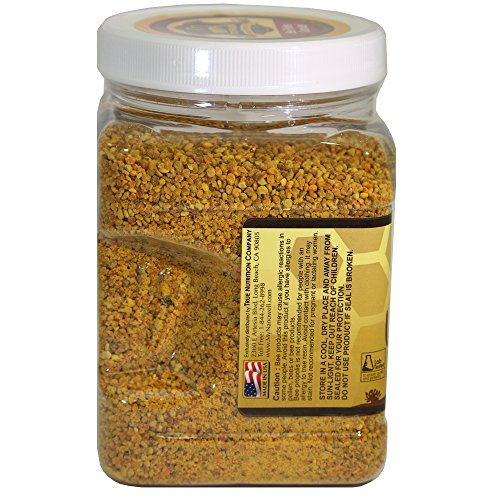 Nanowell® - Arizona Desert Wildflower Bee Pollen Granules 19.75 Oz (1.234 Lb / 560g) by NANOWELL (Image #1)