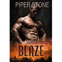 Blaze (Missoula Smokejumpers Book 5)