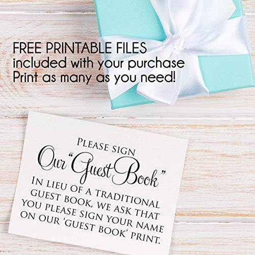 It's just a picture of Free Printable Baby Shower Guest Book inside tree