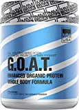 MMUSA  ENHANCED ORGANIC GOAT PROTEIN, WHOLE BODY FORMULA, 500g, Carribean Coconut Review