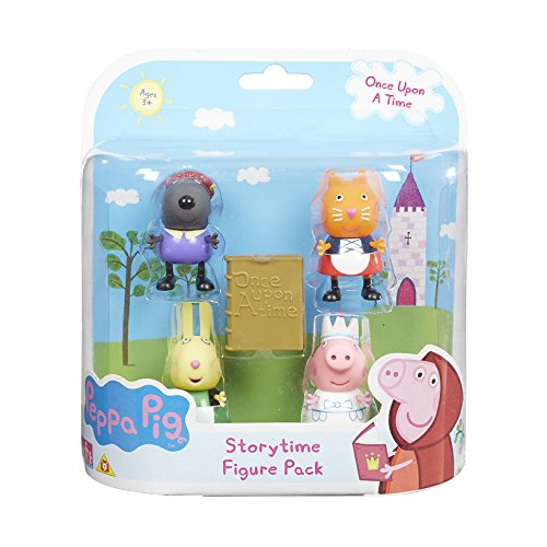 Peppa Pig Once Upon A Time Storytime Figure Pack