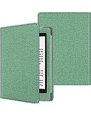 Fintie Hoes voor Kindle Paperwhite (10 Generatie 2018 & All Paperwhite Generatie) – Folio Beschermende Case Cover met Automatische Slaap/Wek Functie, (Sage)