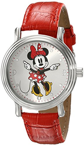 Women's Minnie Mouse Analog Display Watch