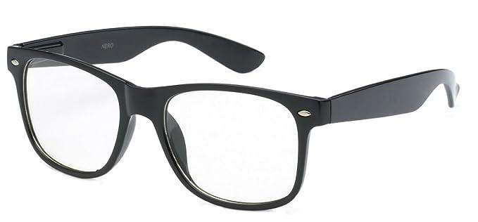 21734047d7d492 Amazon.com  WebDeals - Childrens Kids Nerd Clear Lens Eye Glasses ...
