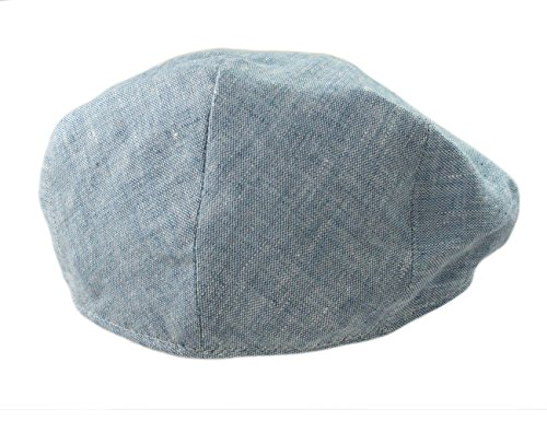 4f274d553be Jual Biddy Murphy Men s Linen Hat Lightweight Made in Ireland ...