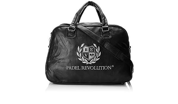Padel/Sport Revolution, Maleta Padel Negra, Negro: Amazon.es ...