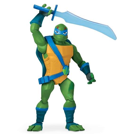 Leonardo TUAB3110 - Figura de Las Tortugas Ninja Mutant ...