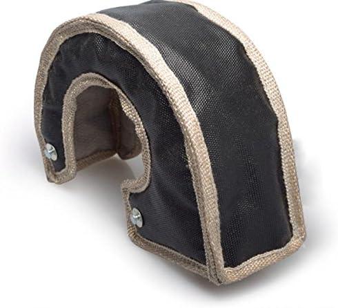 T3 Black T3 T25 T38 T3 T4 T5 T6 Universal Boost Monkey Turbo Charger Heat Blanket Shield
