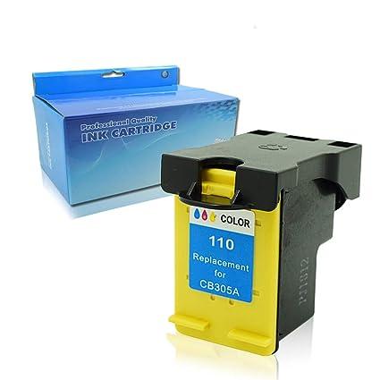 Cartuchos de Tinta HP 110 110xl CB304A para impresoras HP ...