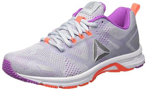 Reebok Ahary Runner, Zapatillas de Running para Mujer Gris (Cloud Grey / Vcs Violet / Guava Punch / Silvr)
