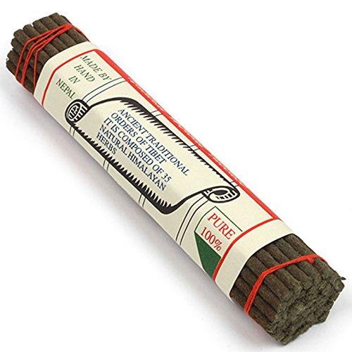 Natural Herbal Incense Organic Tibetan Sticks with Juniper Fair Trade