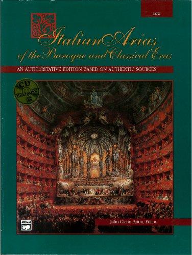 italian arias of the baroque - 6