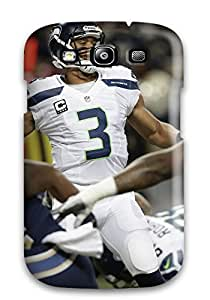 Premium Seattleeahawks Back Cover Snap On Case For Galaxy S3