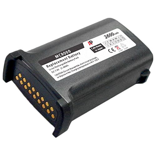 Artisan Power Replacement Battery for Motorola/Symbol MC9000-G/K Series Scanners. 2600 mAh by Artisan Power