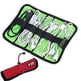 BUBM Kopfhörer Universal/Kabel/Stifte Organizer stabil Baby Healthcare & Pflege-Kit UDJ-S-Red
